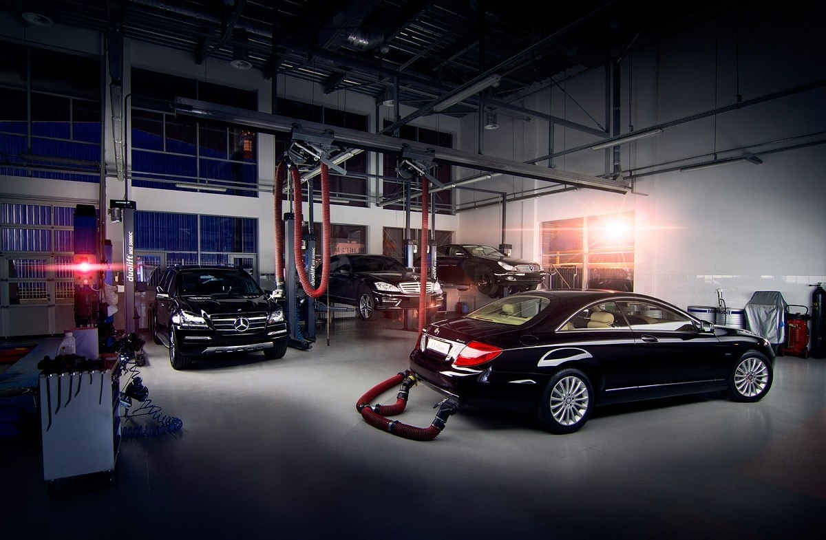 Новости Днепра про Днепр-АВТО Mercedes-Benz